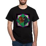 Dachshund Pair Dark T-Shirt