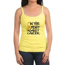 In The Fight Appendix Cancer Jr.Spaghetti Strap
