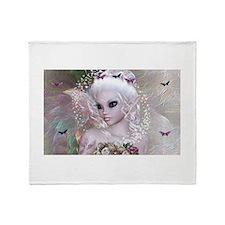 Unique Fairy Throw Blanket