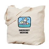 Emergency Medicine Tote Bag