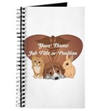 Veterinarian Journals & Spiral Notebooks
