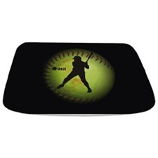 iHit Fastpitch Softball (left handed) Bathmat
