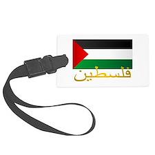 Palestine Luggage Tag