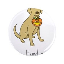 "howloween.png 3.5"" Button (100 pack)"