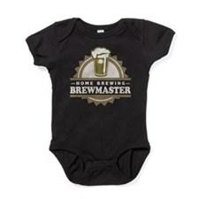 Brewmaster Home Beer Brewer Baby Bodysuit