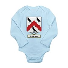 Crocker Family Crest Body Suit