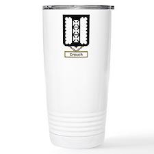 Crouch Family Crest Travel Mug