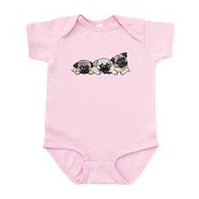 Pocket Pugs Infant Bodysuit