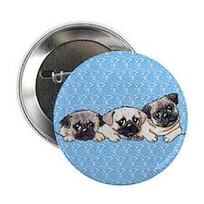 "Pocket Pugs 2.25"" Button"