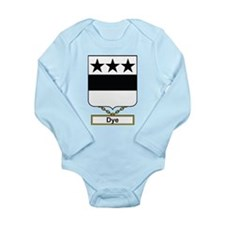 Dye Family Crest Body Suit