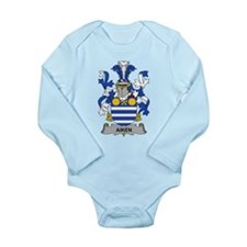 Aiken Family Crest Body Suit