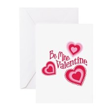 Be Mine, Valentine Greeting Cards