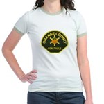 Orange County Constable Jr. Ringer T-Shirt