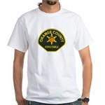 Orange County Constable White T-Shirt