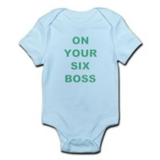 ON YOUR SIX BOSS Body Suit