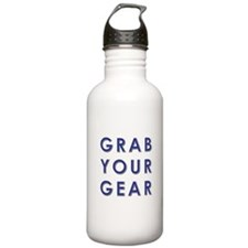 GRAB YOUR GEAR Water Bottle