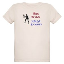 Bob - Ninja By Nigh T-Shirt