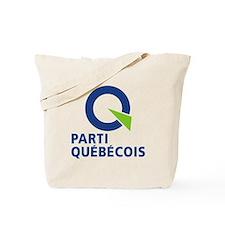 Parti Québécois Tote Bag