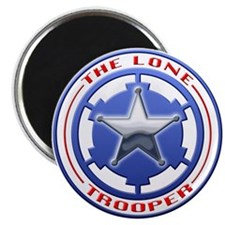 Lone Trooper Magnet