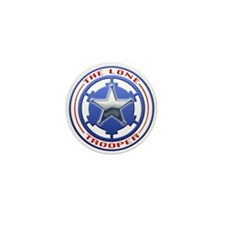 Lone Trooper Mini Button (100 pack)