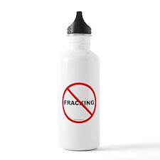 No Fracking Water Bottle