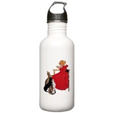 Steinlen Cats Water Bottle
