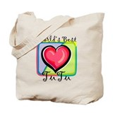 WB Grandma [Hawaiian] Tote Bag