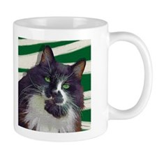 George the Cat Mugs