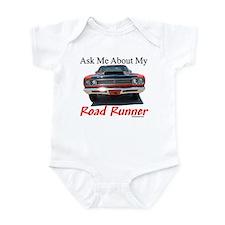 Road Runner Infant Bodysuit