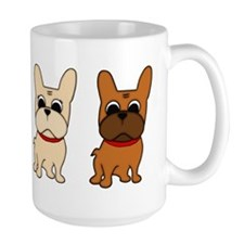 Unique French bulldog Mug