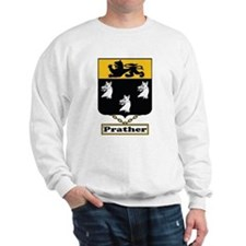 Prather Family Crest Sweatshirt