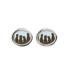 Easter Island (with Yaya).tif Cufflinks