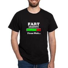 Fart Loading Please Wait T-Shirt