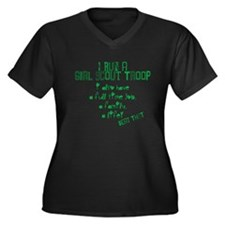 Girl Scout Leader Plus Size T-Shirt