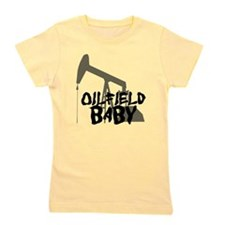 Oilfield Baby Girl's Tee