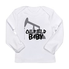 Oilfield Baby Long Sleeve T-Shirt