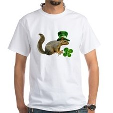 Leprechaun Squirrel Shirt