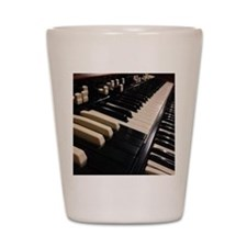 1955 Hammond B3 Shot Glass