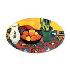 August Macke - Still Life, H Wall Sticker