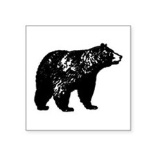 Black Bear Sticker
