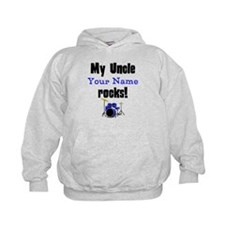 My Uncle (Your Name) Rocks Hoodie
