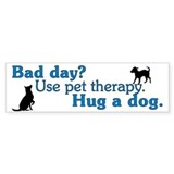 Bad Day Bumper Bumper Sticker