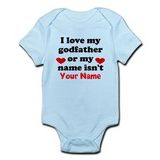 I Love My God Father Or My Name Isnt (Your Name) B