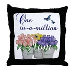 One in a Million Mom Throw Pillow