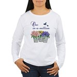 One in a Million Mom Women's Long Sleeve T-Shirt