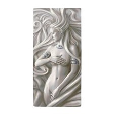 Modern Venus Beach Towel