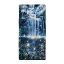 Magic Waterfall Beach Towel