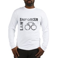 Law Enforcer Long Sleeve T-Shirt