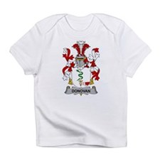 Donovan Family Crest Infant T-Shirt