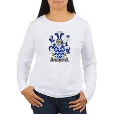Dorsey Family Crest Long Sleeve T-Shirt